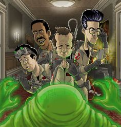 ghostbusters 3 could be animated?