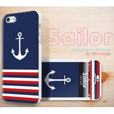 Ultra Case Designer Case Sailor für iPhone 5 bei www. Iphone 5 Cases, Iphone 5s, Samsung, Apple Iphone 5, Nail Art Designs, Sailor, Projects To Try, Girls, Ideas