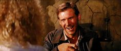 FACT: This GIF just got you pregnant. | An Ode to Hot Young Harrison Ford