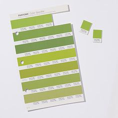 Pantone Color of the Year 2017 - Shop Pantone Chip Replacement Pages