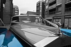 Vintage Rolls Royce Vintage Rolls Royce, Rolls Royce Silver Cloud, Dublin, Wedding Day, Clouds, Beautiful, Pi Day Wedding, Wedding Anniversary, Cloud