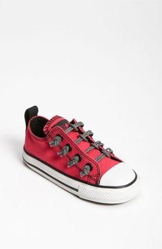 Converse 'Loop 2 Knot' Sneaker (Baby, Walker & Toddler) available at #Nordstrom