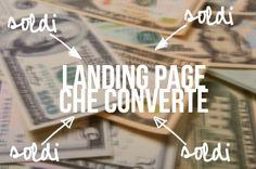 Le landing pages: come si fanno?