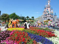 'Swing Into Spring' at Disneyland Paris