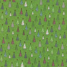 Aqua 13117 15 MODA Fabric ~ STORY  BOOK ~ by Kate /& Birdie by 1//2 yd