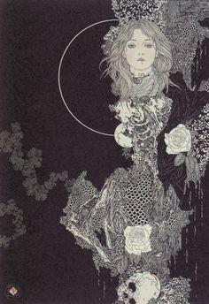 Manga Artwork: Yamato Takato - Secret Traces of Night