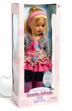 Madame Alexander 'Flower Power' Doll (18 Inch) available at #Nordstrom