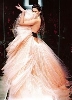 Stunning gown!