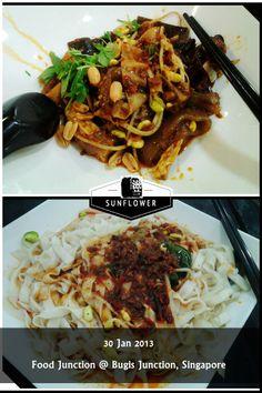 #ChineseFood #Sichuan #Noodle #FD1301  麻辣香锅、麻辣面