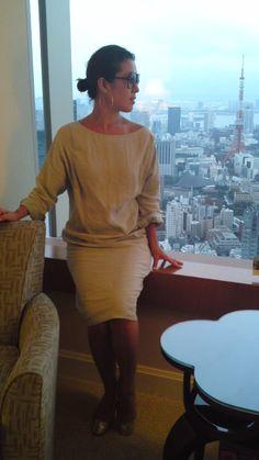 久しぶりの♪の画像:ファッションエディター大草直子の「情熱生活」