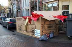 christmas street marketing - Buscar con Google