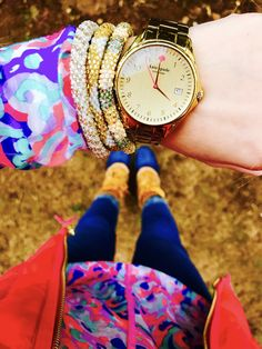 How to Style Lilly Pulitzer in the Winter – The Brightest of the Bunch