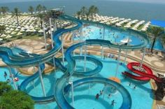 Water parks in Israel - a guide.
