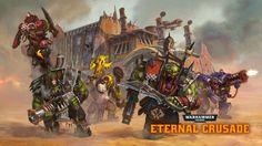 Eternal Crusade-Orks by DiegoGisbertLlorens.deviantart.com on @DeviantArt