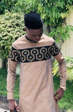 African Wear Styles For Men, African Attire For Men, African Men Fashion, African Outfits, Wedding Guest Suits, Boys Kurta Design, African Shirts, Stylish Dress Designs, Three Piece Suit