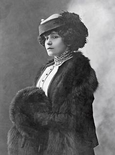 Colette by Henri Manuel, 1900s