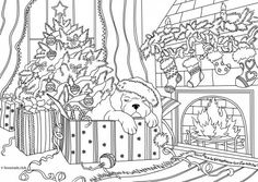 952 Best Christmas Coloring Pages Images Coloring Pages Christmas