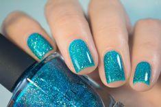 Simple nail art designs, easy nail art, black and blue nails, teal nails,. Simple Nail Art Designs, Colorful Nail Designs, Toe Nail Designs, Nails Design, Teal Nails, My Nails, Vacation Nails, Simple Nails, Nail Art Tutorials