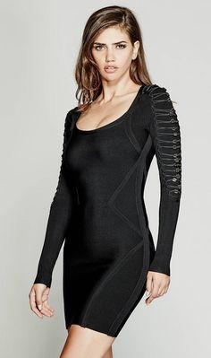 Siona Bandage Dress | MARCIANO.com
