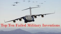 Top Ten Failed Military Inventions ||
