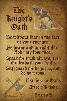 Kingdom:  In the #Kingdom ~ The Knight's Oath.
