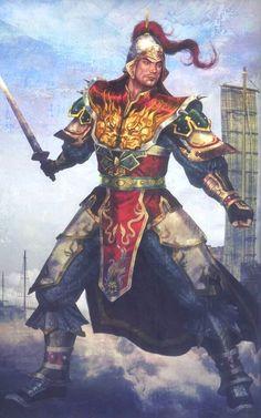Sun Jian Illustration