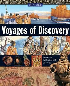 a history of the age of exploration throughout the world European explorers i early explorers a europeans were not the first to _____ the oceans in search of new _____ 1.