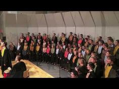 The Concordia Choir -Freedom Come- Ben Allaway - YouTube I like this solo and response -type music.   It sounds like it has influences from spiritual-style, Waarusha and Maasai.    :)