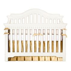 The Bellini Jordan Crib is the perfect piece of furniture for your child!