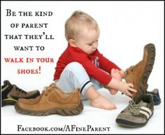 How to Be the Person That You Want Your Child to Grow Up to Be