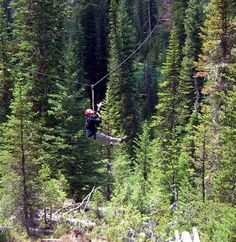 Zip-line! Is a Montana zipline on your bucket list? Nearby Big Sky Resort offers a trio of zip line tours with incredible views of the Spanish Peaks. Volunteer Tourism, Big Sky Resort, Places To Travel, Places To Go, Gallatin River, West Yellowstone, Whitewater Rafting, Trip Planning, Adventure Travel