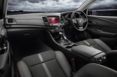 New Review 2015 Holden VF Commodore Storm Specs Interior View Model