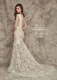 Calla Blanche | Bridal Reflections