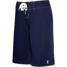 950f0c7e08 TYR Solid Female Long Boardshort - Blue - SM at Amazon Women's Clothing  store: Fashion Board Shorts