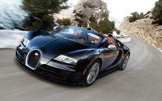 Bugatti Veyron Grand Sport Vitesse nefis