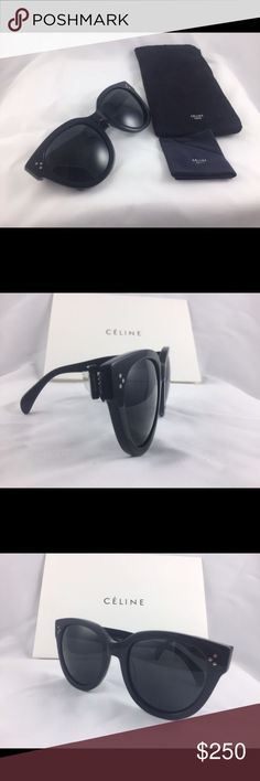 Celine Audrey glasses. Great condition. They look like new. Comes w what you see. No trades Celine Accessories Glasses