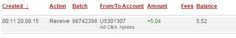 ADCLICKXPRESS – ACX IS AWESOME AND HERE IS MY PAYMENT NR.14! NO SCAM HERE!! I am setting my proof withdrawal from the money I earned at ACX Making my daily earnings is fun, and makes it a very profitable! Work from home at ACX. http://www.adclickxpress.com/?r=eh6qw6keb3ja&p=aa