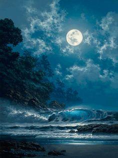coiour-my-world: moonstruck