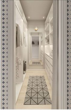 Prior to you begin a redesigning task, welcome the local Environment for Mankind chapter to get rid of materials and fixtures Walk In Closet Design, Bedroom Closet Design, Master Bedroom Closet, Room Ideas Bedroom, Closet Designs, Home Room Design, House Design, Wardrobe Room, Closet Layout