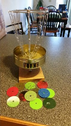 Bottle Cap Disc Golf Pins | Bottle, Other and Minis