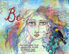 Be Art Journal - Scrapbook.com