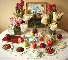 Turmeric & Saffron: Nowruz - Persian New Year 2015