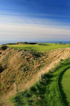 Best New Zealand golf: Cape Kidnappers