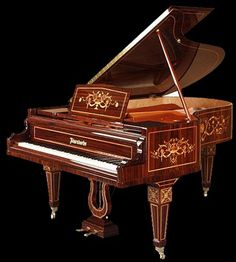 - Bosendorfer Art Case Pianos, Decorative Pianos, European Pianos ...