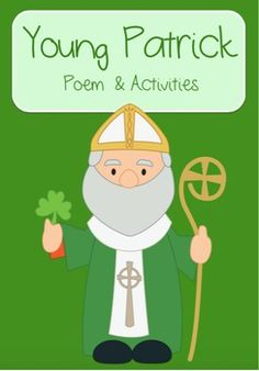 Young PatrickAn original poem about Saint Patrick's early life including extension activities.2 Phonics worksheets focusing on the 'ck' sound.2 writing templates for acrostic poetry1 fun wordsearch using vocabulary from the poem1 cut and order activity that is great for scissor skills and sequencing1 grammar activity focusing on verbs from the poem.**************************************************************************** Winter Poem Winter Poem and Activities.Snow Day Poem Snow Day Poem… Grammar Activities, Phonics Worksheets, Saint Patricks Day Art, Scissor Skills, Vocabulary, Poems, Snow, Templates, Writing