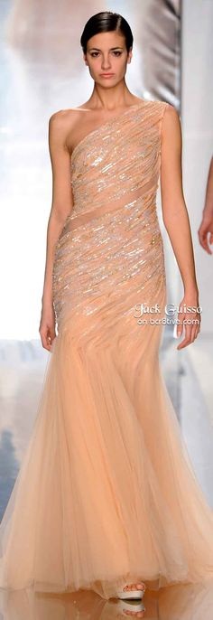Jack Guisso Spring 2012 Couture