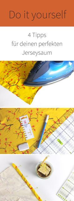 do it yourself 4 tipps für deinen perfekten Jerseysaum mit meterlimit