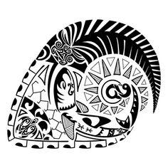 tatuagem.polinesia.maori.0121 | Tatuagem Polinésia - Maori -… | Flickr