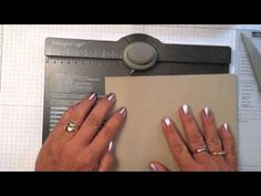Learn to create an Envelope Pouch Card using the Envelope Punch Board