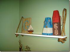 nautical shelves - Google Search